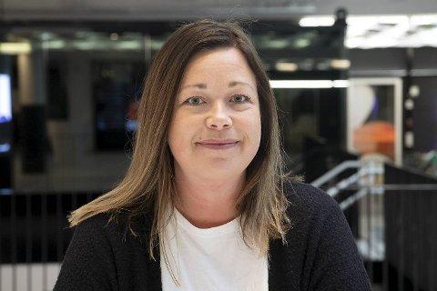 Hanne Indrebø er sykepleier, komiker og fast spaltist i BA.