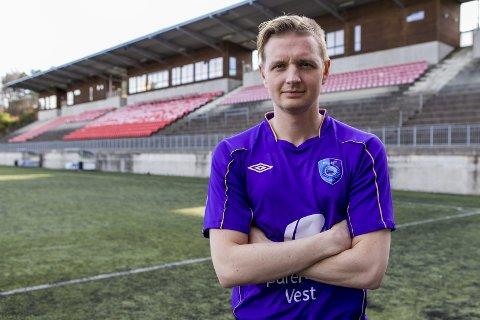 Erik Huseklepp skapte trøbbel for Brann 2-forsvaret da Fyllingsdalen vant 2-1 over talentene fra Kniksens plass. ARKIVFOTO: BERNT-ERIK HAALAND