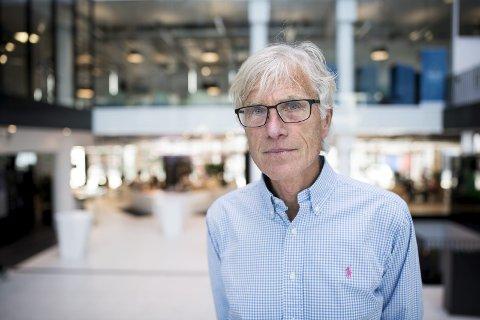 Fortvilet: Olav Reikerås vil roe gemyttene i Senterpartiet. – Det store flertallet er ikke en del av denne konflikten, sier han. Foto: SKJALG EKELAND