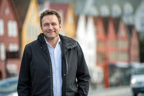 Arild Hermstad vil fungere som vikar for miljøbyråd Lan Marie Berg.