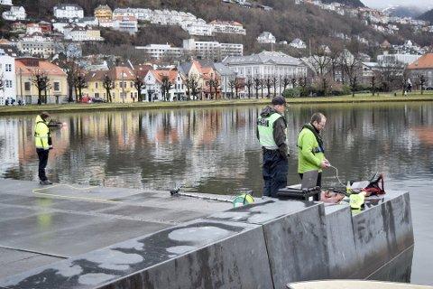 Åsnes forsvant i midten av februar og politiet søkte blant annet i fjernstyrt ubåt i Lille Lungegårdsvannet.