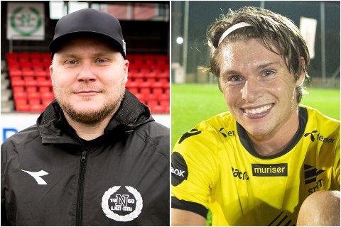 Nest-trener Steffen Landro ser frem til møtet med Kasper Skaanes sitt Start.