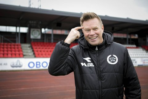 Tony Ågotnes er assistenttrener i Nest-Sotra.