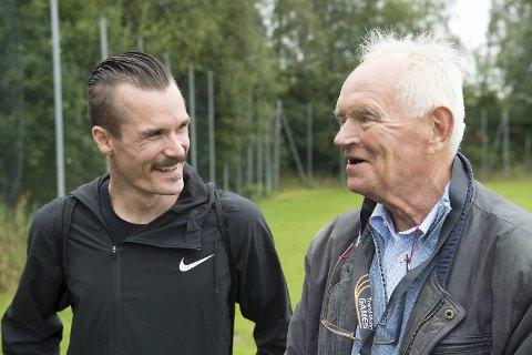 Henrik Ingebrigtsen og brødrene var på Trond Mohn Games i fjor. Han kommer tilbake for sesongdebut i onsdagens stevne.