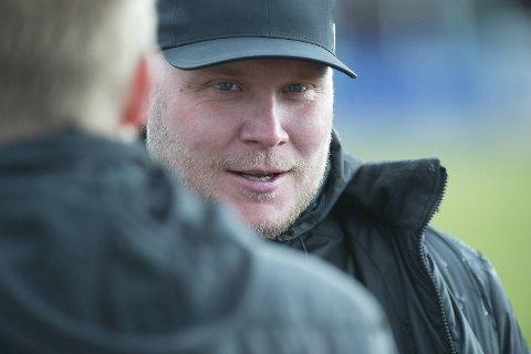 Steffen Landro satser på å kopiere kompisen Lars Arne Nilsens store skrell i 2012!