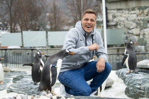 Selv om Rosenborg sitter godt fast i gjørmen forventer Ruben Yttergård Jenssen hardt motstand fra trønderne. – Rosenborg er et såret dyr. NB. Bildet er tatt i en annen anledning.