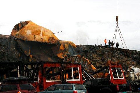 Tankeksplosjonen i 2007 ble starten på en økonomisk nedtur for forretningsmannen Trond Emblem. Nå har fire av barna tapt rettstvist om aksjer.