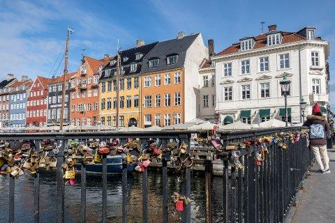 Blant nordmenn som skal til utlandet i sommer, er Danmark, her Nyhavn i København, en klar favoritt i år.