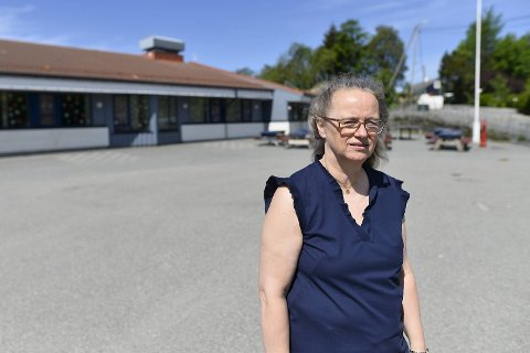 Rektor Hilde Sundve Jordheim ved Kleppe skole er bekymret over at mange elever er blitt syke.