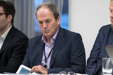 Ordfører på Askøy, Terje Mathiassen (Ap), sier at det ikke har vært enkelt å være ordfører de siste par dagene.
