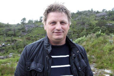 Geirmund Brendesæter ønsker seg Hordfast og fergefri vei til Bergen, slik at unge spillere fra Bømlo igjen retter blikket mot Brann!