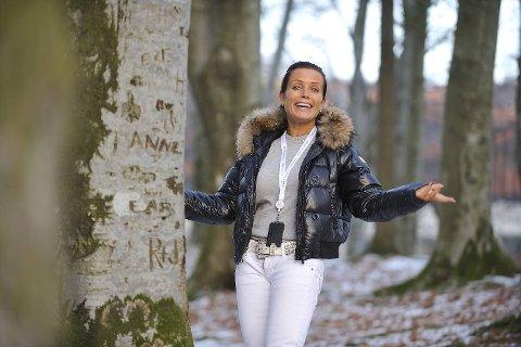 Louise Mohn har kjøpt seg villa på Milde i Bergen.