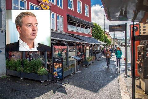 Terje Søviknes stusser over at myndighetene må være så «firkantet».