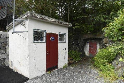 Øvre Kleppe 125 vannbasseng ligger i enden av Kyrkjelemyra på Askøy. Der ble det 2. august funnet E. coli. (Arkiv)