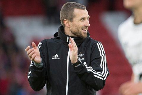Eirik Horneland fikk en knalltøff start som Rosenborg-trener, men stod rakrygget. De siste månedene har Rosenborg vært bunnsolide. I kveld er laget store favoritter hjemme mot Maribor.