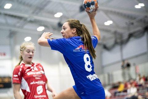 Linn Gossé er tilbake i Tertnes, fem år etter hun forlot klubben. I godt, gammel slag!