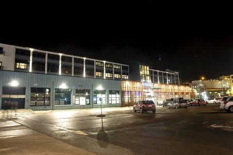 ØHD-avdelingen og Bergen legevakt holder til i samme bygg i Solheimsviken.