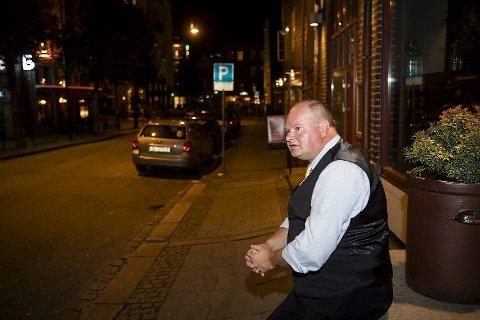 Trym Aafløy kan klare å komme seg til byrådsmakt.  Men da må KrF og Sp overtales.