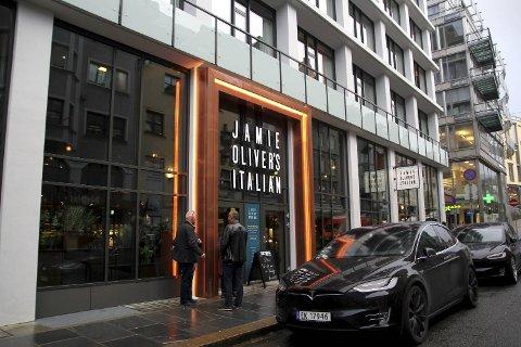 Nok en ny italiensk restaurant åpner opp i Bergen.