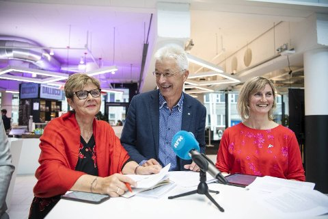 Jon Askeland (Sp) frå Radøy blir fylkesordførar i nye Vestland fylke.