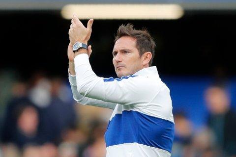 Frank Lampard har ikke fått noen pangstart som Chelsea-manager. Lørdag venter en meget vrien bortekamp mot Wolverhampton.