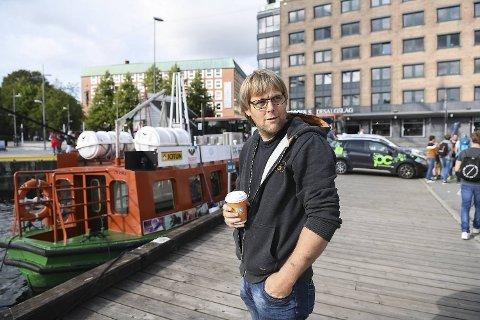Trond Breidmyr og samboeren Linda Holmedal gir opp «Beffen».