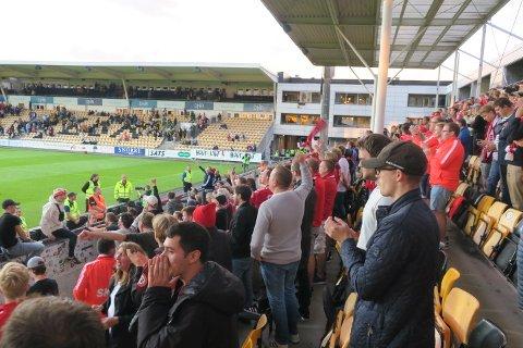 341 Brann-supportere.