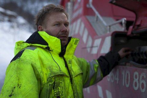 Thord Paulsen fra Vinterveiens helter på National Geographic fikk et ekstra sjarmerende besøk for to uker siden.
