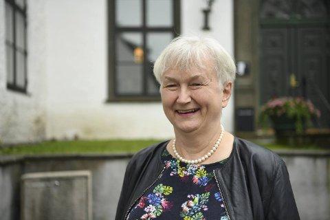 Oddny Irene Miljeteig kan smile over resultatet i kirkevalget.