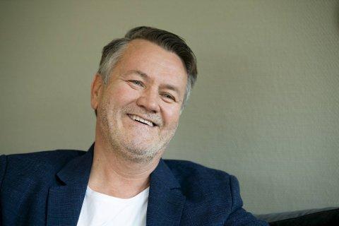 Olav Rønhovde, pastor i Credokirken.