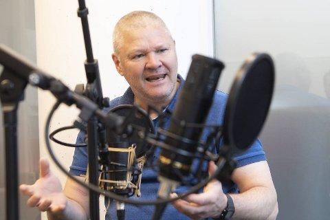 Mons Ivar Mjelde er tilbake i studio!