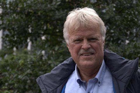Dag Jarle Aksnes skal jobbe fulltid med å få OL til Bergen.