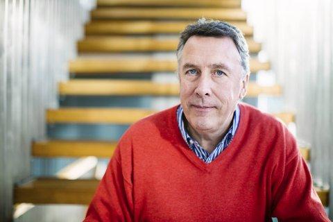 Tidligere regiondirektør i NHO, Tom Knudsen, er nå i en midlertidig stilling ved UiB.