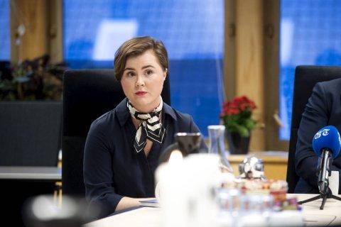 Linn Kristin Engø kan i ytterste konsekvens miste jobben som skolebyråd etter tirsdagens Vigilo-høring.