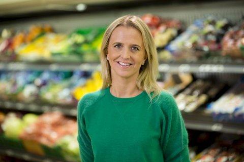 Kristine Aakvaag Arvin er kommunikasjonssjef i Kiwi.