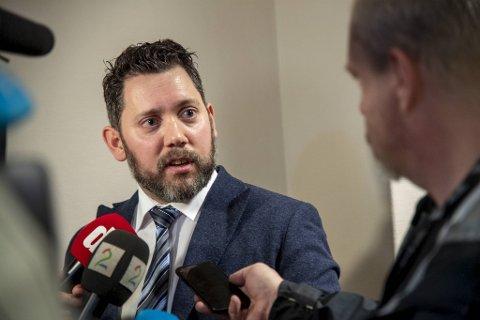 Advokat Kjetil Johannes Ottesen representerer den siktede 37-åringen.