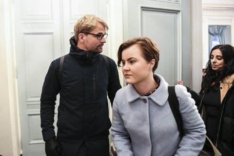 Linn Kristin Engø trakk seg som skolebyråd mandag.