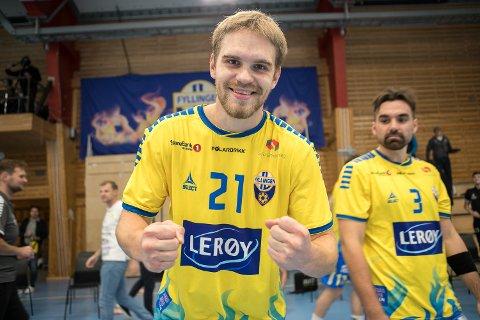 Igor Karlov skapte store problemer for Fjellhammer.