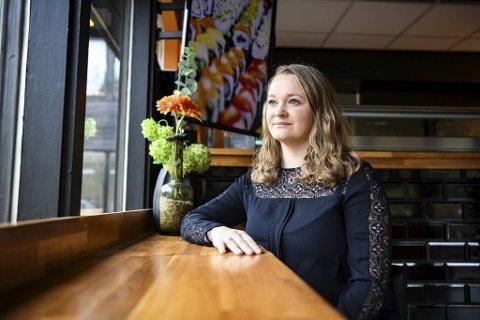 Daglig leder Jeanette Karlsen i Isushi Norge har vært helt sentral siden oppstarten. Avdelingen i Åsane var den første i rekken som snart teller ni utsalg.