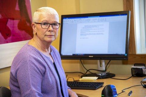 TAPTE: Nav-sjef Anne Kverneland Bogsnes har tapt fire runder i retten mot en avdelingsleder i Bergen. Nå er hun dømt for trakassering og utilbørlig adferd. FOTO: EIRIK HAGESÆTER
