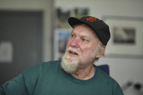 Kevin Cahill har bodd i Norge siden 2001, men følger fortsatt utviklingen i USA tett.