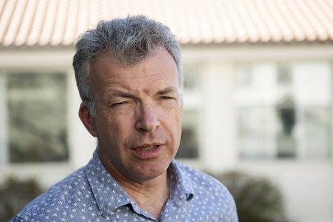 Tillitsvalgt for fastlegene i Bergen Knut Arne Wensaas forbereder seg på konflikt.
