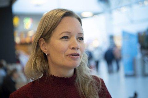 Hanne Kristoffersen Bjørvik har siden januar vært senterleder på Amfi Nesttun.