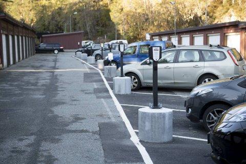 Ohmia Charging har nylig tilrettelagt med strøm på samtlige 528 parkeringsplasser i Prestestien borettslag i håp om at flest mulig vil tegne lade-abonnement hos selskapet.