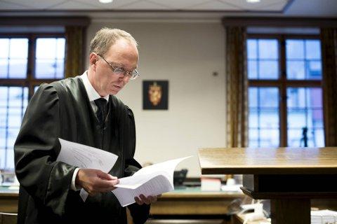 Aktor i straffesaken er statsadvokat Trond Høvik.