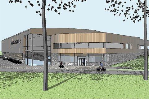 Bjørnarhallen er et av idrettsprosjektene som blir prioritert i byrådet sitt forslag til investeringsbudsjett. Det kan gi et solid løft til idretten i Arna.