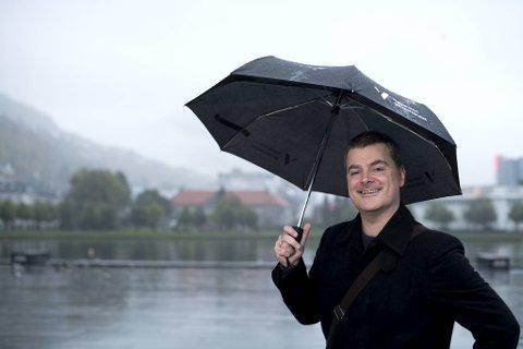 Morten Hammerborg er professor i historie ved Høgskulen på Vestlandet, og kommer denne helgen med ny bok om bergensere.