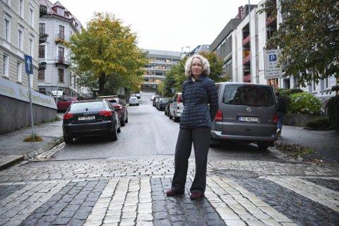 Nygård-beboer Sissel Lillebostad jobber i Hardanger og har dermed behov for bil.