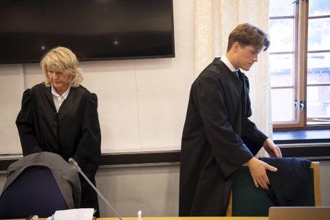 Advokatene Siren Preto og Sebastian Fohlin Apelseth representerte de to brødrene i Bergen tingrett.