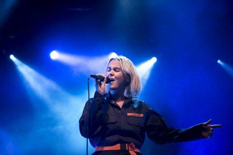 Torsdag spiller hun konsert alene for første gang, men Zupermaria har stått på scenen en rekke ganger tidligere. Her under Vill Vill Vest i 2019.